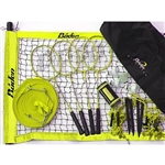 baden champions series badminton volleyball set g202