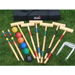 baden deluxe series croquet set g209