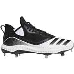 Adidas Icon V Bounce Low Metal Baseball Cleats