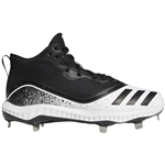 Adidas Icon V Bounce Mid Metal Baseball Cleat