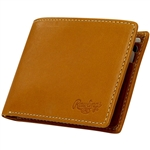 HOHWT_Rawlings Premium Heart of the Hide Leather Single-Fold Wallet HOHWT