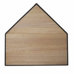 Jaypro Bury All Home Plate - Wood Filled
