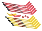 "Champion Sports 36"" Rhino Elementary Floor Hockey Set"