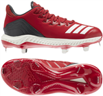 Adidas Icon 4 Mens Womens Metal Baseball Cleats