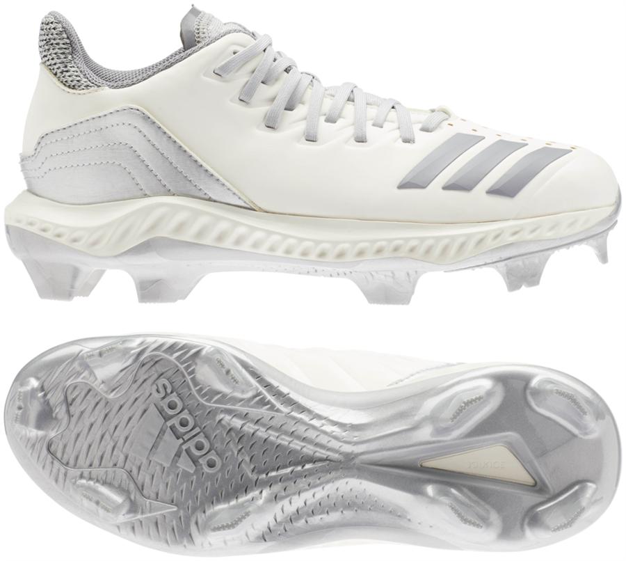 9fe43b077 Adidas Icon 4 Bounce TPU Womens Molded Baseball Cleats