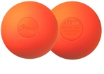 Champion Sports Orange Lacrosse Balls - NFHS - Dozen