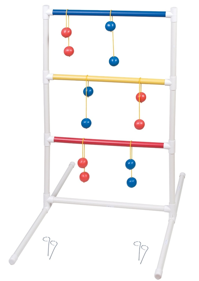 Outdoor Games & Activities Champion Sports Standard Ladder Ball Set LGSTSET