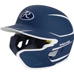 Rawlings Mach Two Tone Baseball Helmet w/Extension