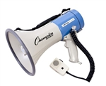 Champion Sports 20 Watt Megaphone - 800 Yard Range