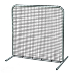 champro baseball infield protective screen 7x7