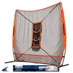 Champro MVP Portable Training Net w/ Zone - 5X5