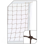 champro volleyball net 3.0 mm braided polyethylene net