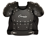 Champion Sports Outside Plastic Shield Umpire Chest Protector