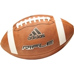 Adidas Rifle NCAA/NFHS Leather Football