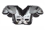 Douglas DP 25 Series Skilled Position Shoulder Pads - RB,QB,DB