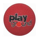 baden 7 inch rubber playground ball pg7
