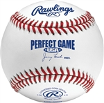 Rawlings Flat Seam Perfect Game Baseball PGUB