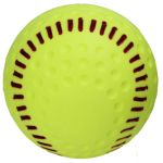 baden 12 inch dimpled pitching machine ball dozen