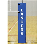 Jaypro Official Upright Volleyball Pole Pads - Pair