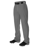 Alleson Adult Warp Knit Wide Leg Baseball Pant