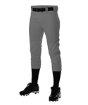 Alleson Womens Warp Knit Fastpitch Pant