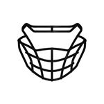 Xenith Pursuit Football Helmet Facemask