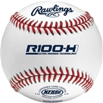 Rawlings R100 H1 Game Baseball - Raised Seam