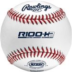 Rawlings R100 H2 Game Baseball - Raised Seam - Dozen