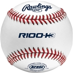 Rawlings R100 H3 Game Baseball - Raised Seam