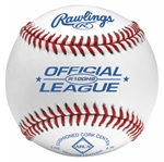 rawlings r100hs official high school game baseballs - dozen