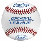 rawlings r100hsnf nfhs official game high school baseballs - dozen