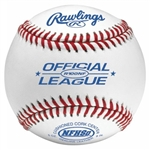 rawlings r100nf official league high school baseballs - dozen