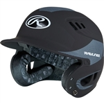 Rawlings Velo Carbon Fiber Batting Helmet - Matte