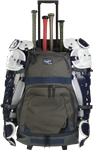 Rawlings Wheeled Catchers Backpack - R1801