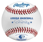 rawlings usssa official game baseballs  - r200usssa