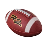 Rawlings R2 Leather NFHS Game Football