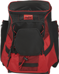 Rawlings R600 Team Baseball / Softball Backpack