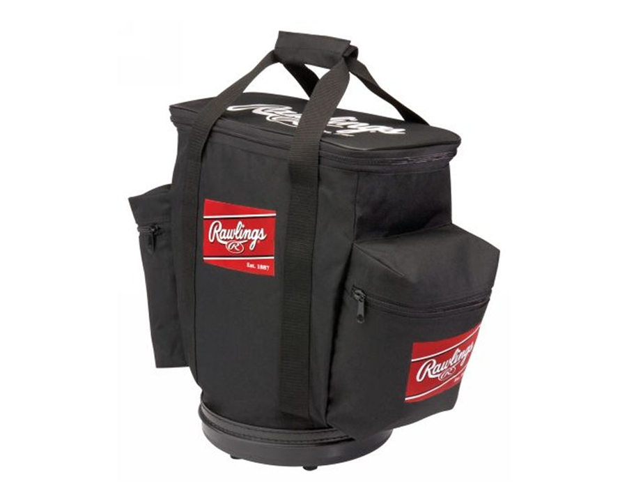 Rawlings Coaches Baseball Ball Bag Rballb B Larger Photo Email A Friend