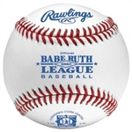 rawlings rbro1 babe ruth league game baseballs - dozen