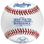 Rawlings Dixie Youth League Baseball (Tournament Grade) RDYB - Dozen