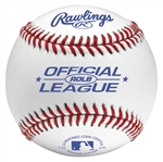 rawlings official league game baseballs eit rolb - dozen