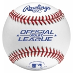Rawlings Official League Baseballs ROLB1 - Dozen