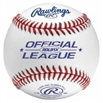 rawlings official league practice baseballs rolb1x - dozen