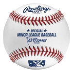Rawlings Official MiLB Game Baseballs - ROM - Dozen