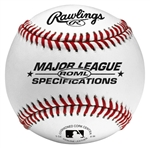 rawlings roml major league specifications baseballs - dozen