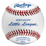 rawlings rsll1 official senior league baseballs - dozen