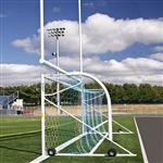 Jaypro Nova Premiere Adjustable Soccer Goal Package - Pair