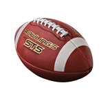 Rawlings ST5 NFHS Leather Game Football