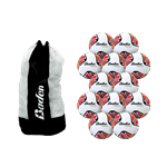 Baden Soccer Ball Thermo Kit - 12 Balls / Carry Bag