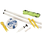 Champion Sports Deluxe Volleyball Set
